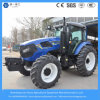 155HP 4WD Agricultura / Fazenda / Caminhada / Lawn / Tractor compacto com cabine e ar condicionado
