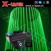 50mw het groene Licht van de Laser van /Disco van het Gordijn van /Laser van de Regen van de Laser