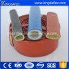 Grosse Durchmesser-flexibler Schlauch-hitzebeständige Feuer-Hülse