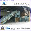 Automatische het In balen verpakken van Hellobaler 10t/H Machine met Transportband (hfa8-10)