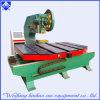 Máquina de carimbo inoxidável do metal de folha da placa de aço do furo quente do engranzamento da tela da venda