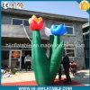 Heißer aufblasbarer Ballon-Bodenblume für Feiertags-Festival-Dekoration