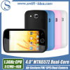 4.0 pulgadas Multi Color Optional Android 3G Dual SIM Mobile Phone (H30)