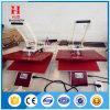 Machine à haute pression manuelle de presse de la chaleur d'utilisation facile