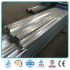 가벼운 강철 지면 Decking 장은 Decking에 의하여 주름을 잡은 강철판을 각자 지원한다