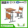 Mesa da escola da alta qualidade e cadeira ajustáveis (SF-88S)