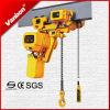 Тип электрические инструменты Низк-Headroom двойной скорости 3 тонн цепного подъема поднимаясь