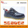 Sapatas de segurança de aço RS261 da casa do dedo do pé do trabalhador