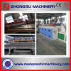 Sjsz80/173 machine de production de panneau de mousse de croûte de PVC +Wood de Qingdao