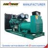 4-slag 875kVA Stille Mariene Diesel Generator met de Motor van Cummins