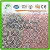 glace décorative acide en verre de 6mm/souillure/bonne glace décorative/glace décorative acide en verre/souillure/bonne glace décorative