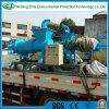 Engrais ou vente Using le séparateur de solide-liquide d'engrais de déchets des animaux/volaille