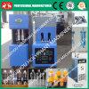 China-Lieferanten-halb automatische Haustier-Flasche, die Maschine 0086 15038222403 bildet