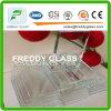 espace libre inférieur de fer de bonne qualité de 6mm extra/glace de flotteur ultra claire