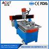 Kleine CNC-Fräser-Maschine mit Drehzubehör