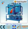 Máquina de Restituting do petróleo da turbina do vácuo de Ty, petróleo do filtro, líquido de limpeza do petróleo