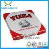 Prix inférieur estampé par coutume amicale de boîte à pizza d'Eco