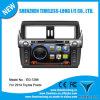 Coche Audio para Toyota Prado 2014 con el iPod 3G (TID-7289) del GPS BT Radio