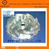 El aluminio del CNC parte el prototipo rápido
