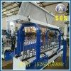Kupfernes plattiertes Aluminium-überzogenes Silikagel-Rad-Paket-anhaftende Beschichtung-Maschine