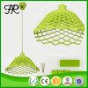 다채로운 실리콘 펀던트 램프/플라스틱 천장 로즈