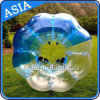 Demi de matériel du football de bulle de bille de bulle du football de bulle de la couleur TPU de bille gonflable de butoir bon marché de bille