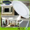 Luz del panel redonda del poder más elevado SMD LED con el Ce RoHS