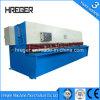 Estaca hidráulica e máquina de corte da placa