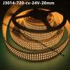 J3014-720-20mm 12/24V RGB 60LEDs делают штангу водостотьким прокладки СИД светлую