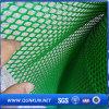 Хорошая пластичная сетка пластмассы загородки безопасности ячеистой сети 1.2m отражательная