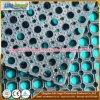 Adapter pour le couvre-tapis en caoutchouc coloré de couvre-tapis en caoutchouc de couplage du jardin 1500*1000*22mm
