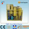 高い清浄の汚れた海洋のタービンオイルの処分システム(TY)