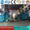 Venda quente! Máquinas hidráulica do rolamento/de dobra da placa de 4 rolo Mclw12hxnc-50*3200 com padrão do Ce