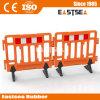 HDPE van de Veiligheid van de rijweg Plastic Draagbare Barricades