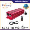Hydroponic 860W 1000W VERBORG Met lage frekwentie kweekt Lichte Elektronische Digitale Vermelde Ballast met UL