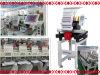 Máquina computarizada do bordado com os 8 Dahao/Topwisdom das cabeças 9 & 12 das cores do bordado painel de controle da máquina