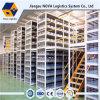 Mezanino Multi-Level do revestimento do armazém da nova de Jiangsu