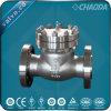 De van een flens voorzien Cryogene Klep van de Controle BS1868