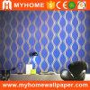 Papel Pintado del Vinilo 3D del PVC de la Capa de la Pared para la Decoración de la Casa