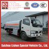 Camion-citerne aspirateur d'essence de camion de réservoir de pétrole brut 5000L