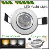 Luz de techo del LED 12V para los yates, luz de techo de las naves de los barcos