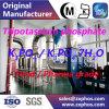 Produto comestível anídrico do fosfato do Tripotassium