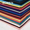 Tessuto di cotone della saia dello Spandex di stampa per vestiti