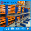 Cremalheira Cantilever industrial resistente do armazenamento do armazém da alta qualidade
