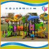 子供(A-15105)のためのデザイン低価格の庭のPlaysetの引き付けられた屋外の運動場