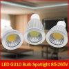 la MAZORCA de 5W 7W GU10 LED pone de relieve 110V 220V