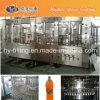 Machine de remplissage assaisonnée carbonatée par bouteille de l'eau d'animal familier