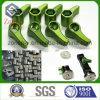 CNC di alluminio dell'acciaio inossidabile del metallo 4-Axis che macina i pezzi meccanici lavorati di servizio per elettronica