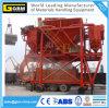 Kran-Kleber-Zufuhrbehälter für Lastwagen