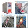 La lámina del calentador de inducción de la frecuencia ultraalta del precio bajo vio la soldadura con la máquina de calefacción de inducción